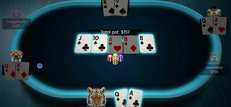 Kemampuan yang diperlukan saat bemain poker